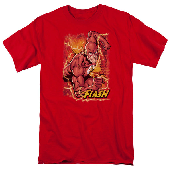 Flash Lightning Adult Tee