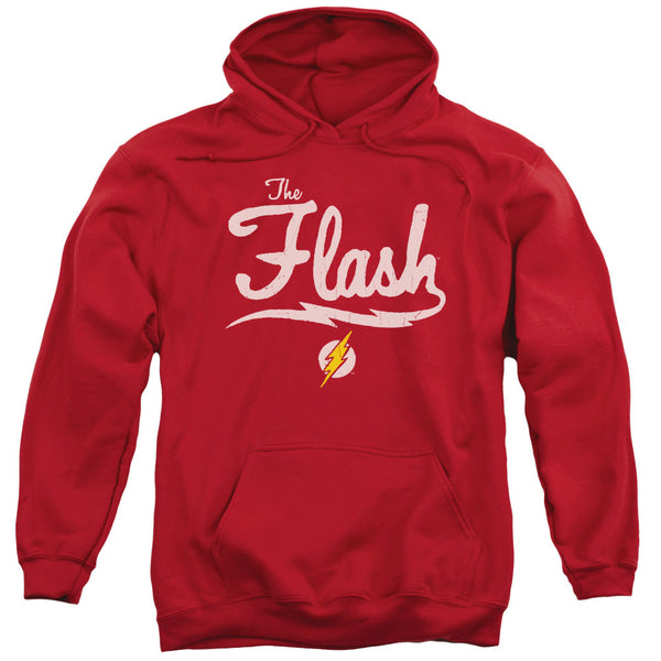 Flash Old School Flash Adult Hoodie