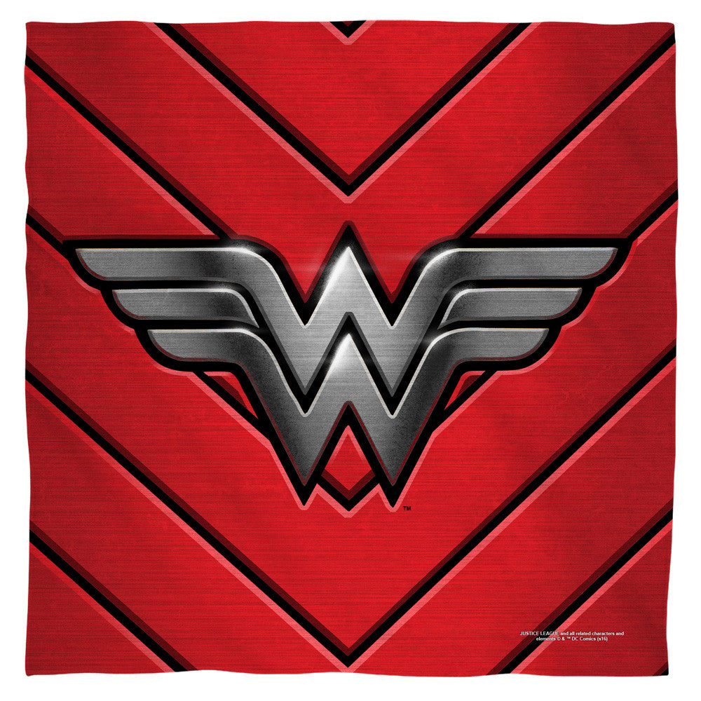 Wonder Woman WW Emblem Bandana