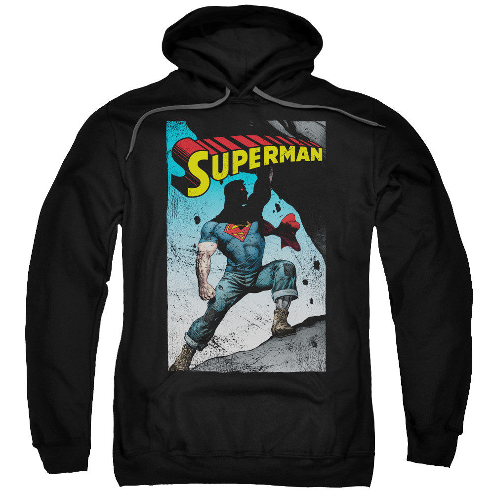 Superman Alternate Adult Hoodie