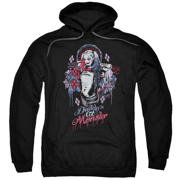 Suicide Squad Bad Girl Adult Hoodie
