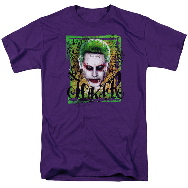 Suicide Squad Empire Joker Adult Tee