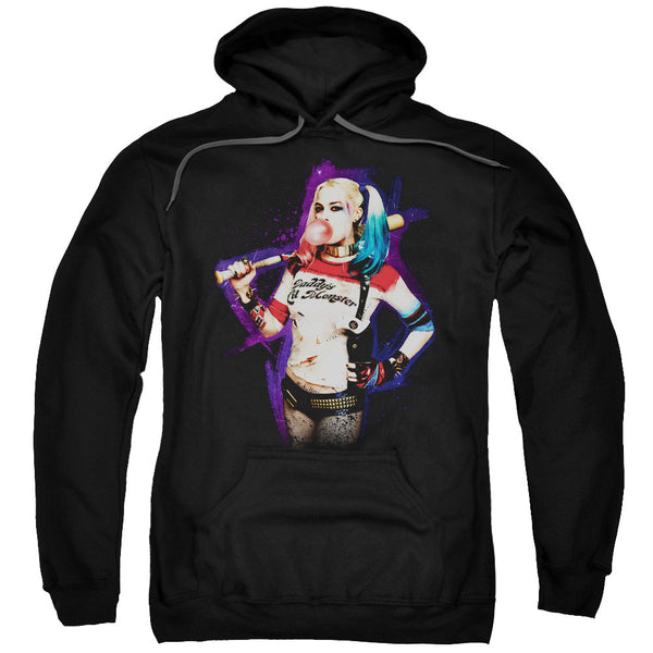 Suicide Squad Bubble Adult Hoodie - Black
