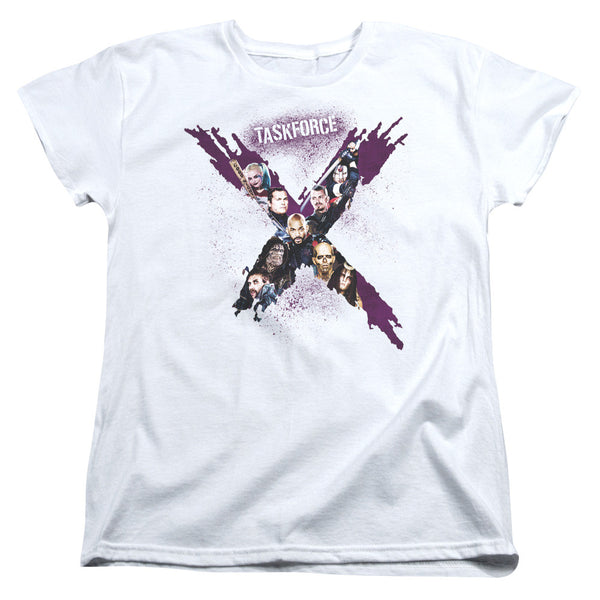 Suicide Squad Taskforce Womens Tee