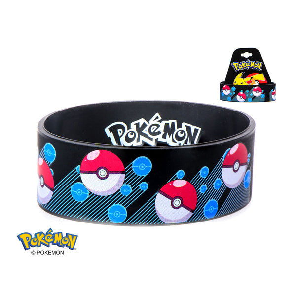 Pokemon Poke Ball Throw Bracelet