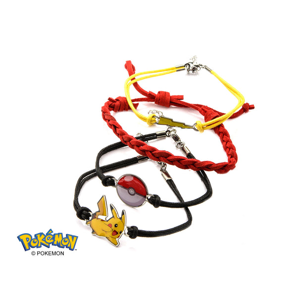 Pokemon Bracelet Set
