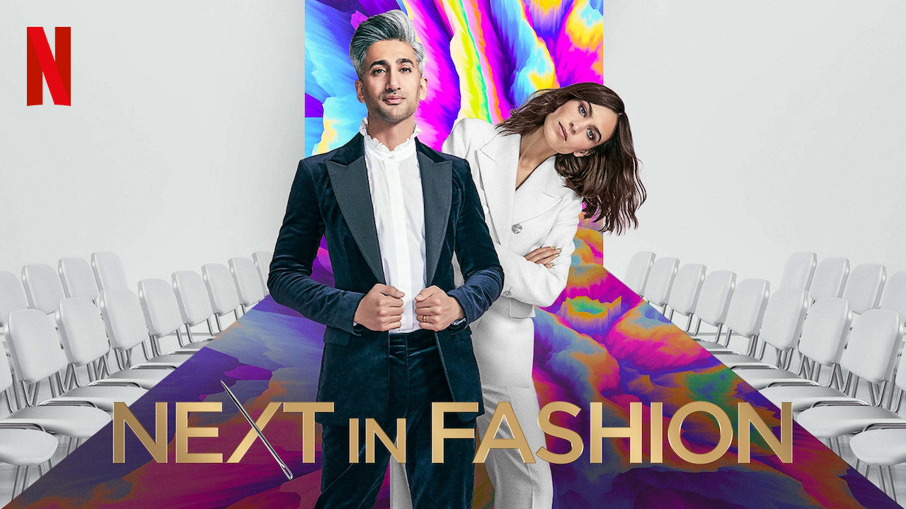 Next In Fashion - Ny serie på NETFLIX!