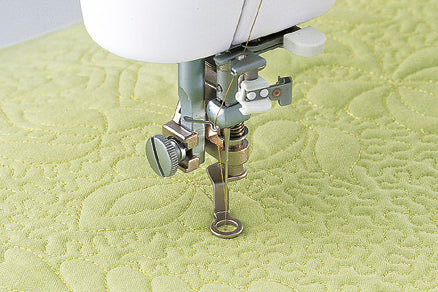 6,5mm quiltning trykfod