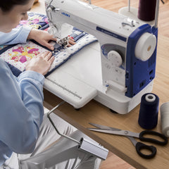JUKI TL-2200QVP Mini stikkesting lockstitch patchwork