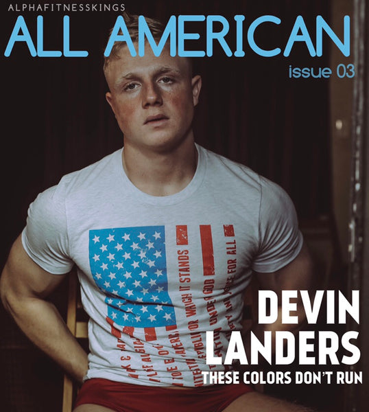 ALL AMERICAN ( issue 03 )