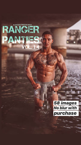 RANGER PANTIES VOL. 14