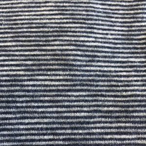 Mens Double Faced Crew Stripe