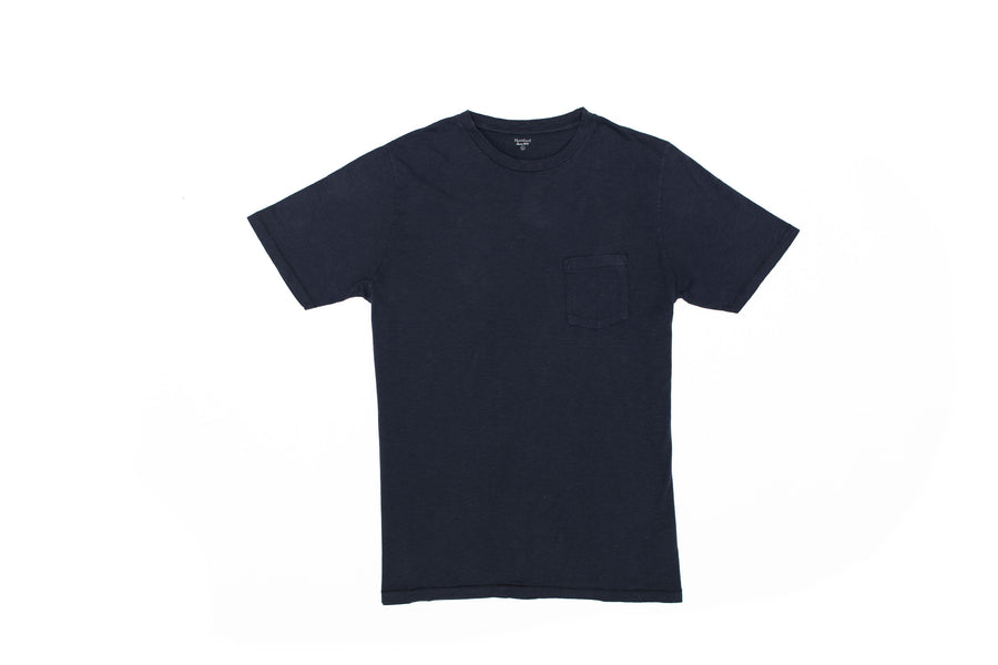 Hartford Light Crew Tee Navy