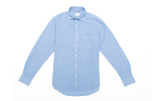 Regular Fit Light Cotton Shirt Chambray