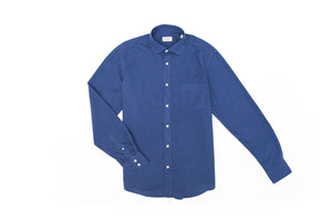 Light Cotton Shirt Denim Kid