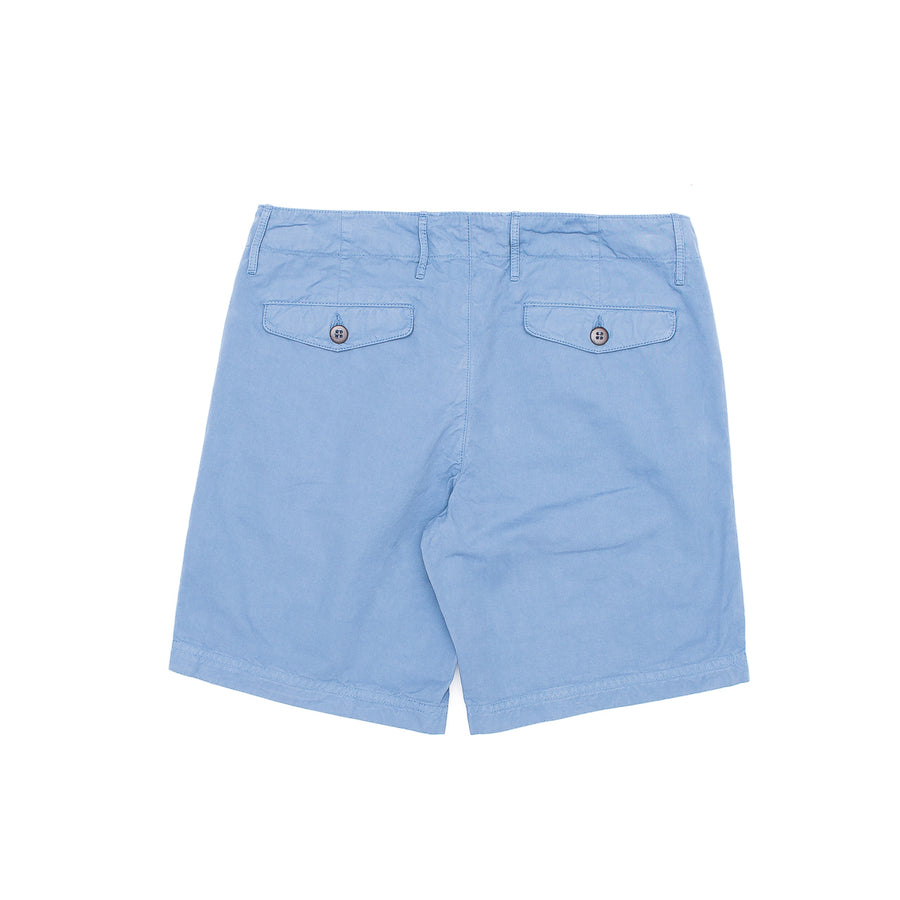 Gaberdine Short In Sky