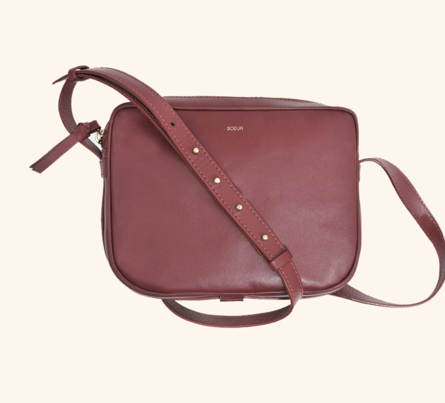 Soeur Handbag Leather