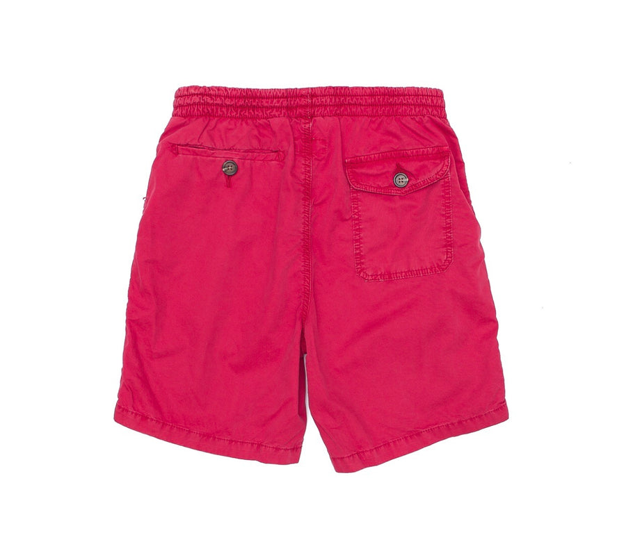 Casual Short In Red