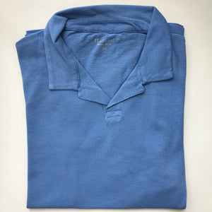 Pique Cotton Polo Shirt