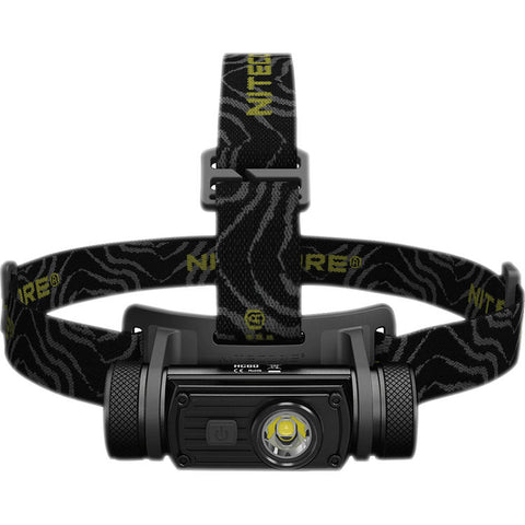 Rechargeable Headlamp HC60 By NITECORE®