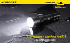 CI6 Flashlight By NITECORE®