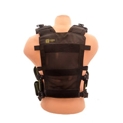 Breathable Back for Plate Carrier|Respaldo Respirable Para Porta Placas