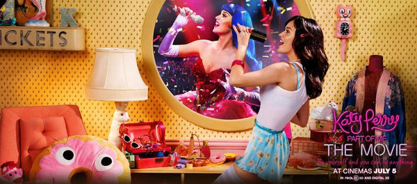 Katy Perry Movie Kit Cat Klock