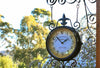 outdoor wall clocks