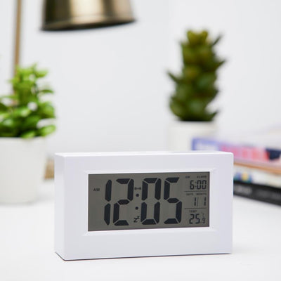 Checkmate Induction Digital Alarm Clock 15cm VGW 8775 Lifestyle1