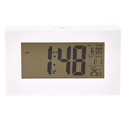 Checkmate Induction Digital Alarm Clock 15cm VGW 8775 2