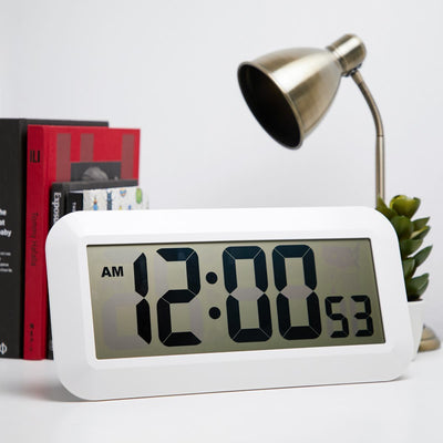 Checkmate Specter Jumbo LCD Wall and Desk Clock 42cm VGW 150 2
