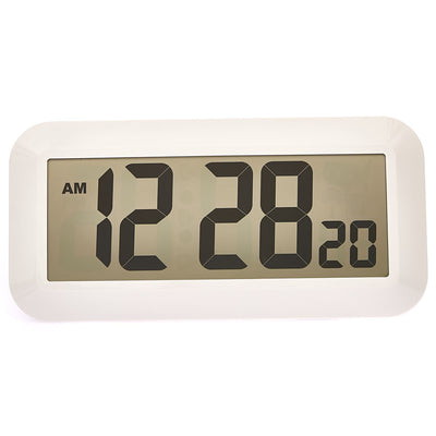 Checkmate Specter Jumbo LCD Wall and Desk Clock 42cm VGW 150 3
