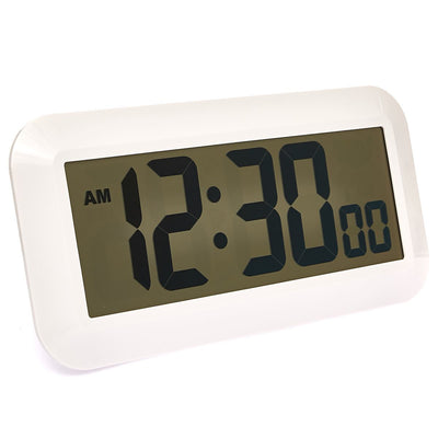 Checkmate Specter Jumbo LCD Wall and Desk Clock 42cm VGW 150 4