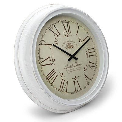 Victory Chateau Joullian Classic Wall Clock 61cm CNS 148 WHI 1