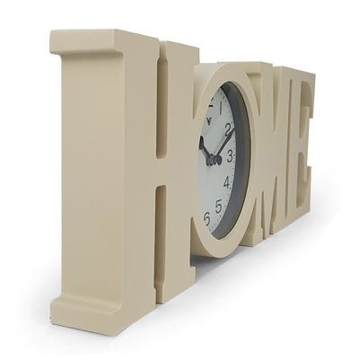 Victory HOME Wall or Desk Clock Cream 39cm CCL 480H 3