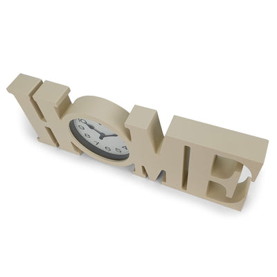Victory HOME Wall or Desk Clock Cream 39cm CCL 480H 4