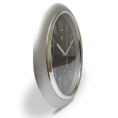 Victory Milly Eye Shaped Wall Clock Black 34cm CWH 360 B 4