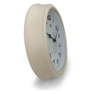 Victory Percy Classic Wall Clock Cream 37cm CCL 4135 CRE 2
