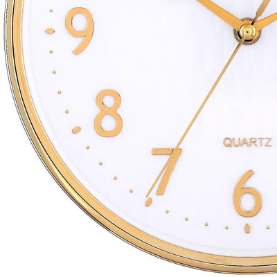 Baxter Brice Wall Clock Gold 25cm PW236 GLD 3