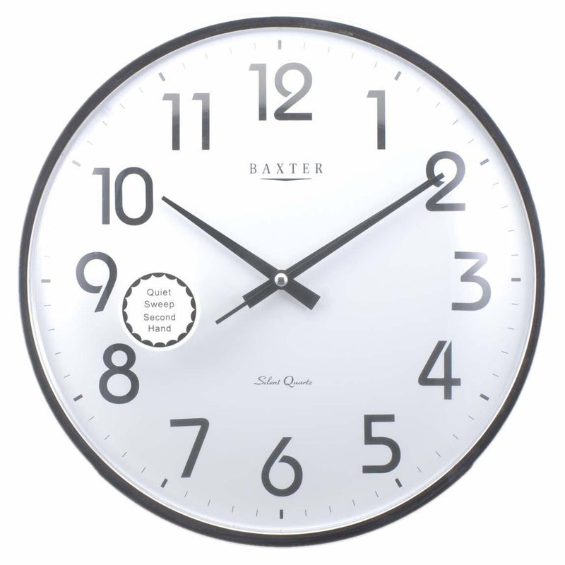 Baxter Enrique Wall Clock, 33cm