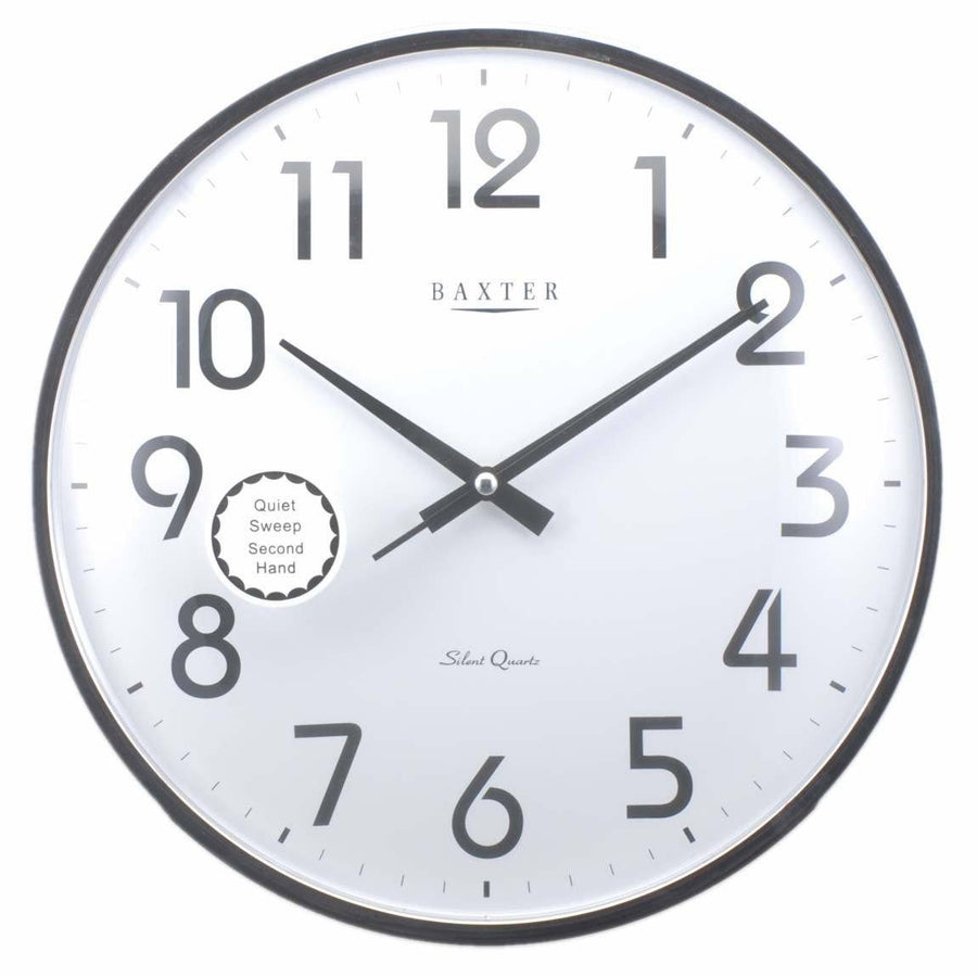 Baxter Enrique Wall Clock 33cm PW266 2