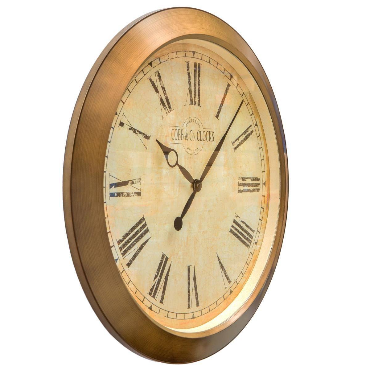 Buy Outdoor Wall Clocks Online Free Shipping Oh Clocks