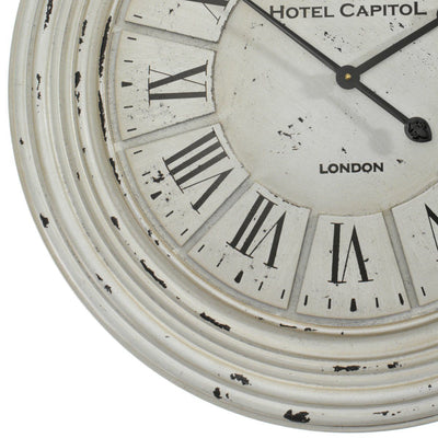 Casa Uno Hotel Capitol Wall Clock 68cm Bottom ME21