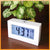 Checkmate Induction Digital Alarm Clock, 15cm