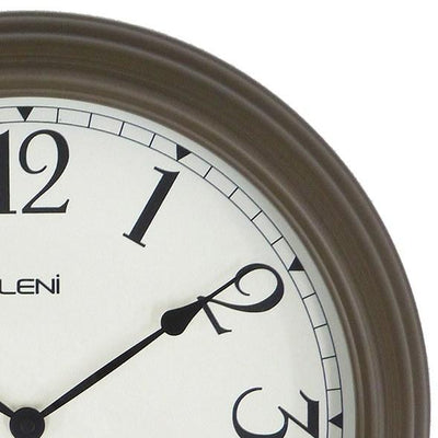 Leni Outdoor Wall Clock Old Gold 41cm 640002 2