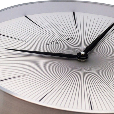 NeXtime 2 Seconds Wall Clock White 40cm 573511WI 5