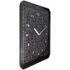 NeXtime Labyrinth Wall Clock Black 35cm 573244 2