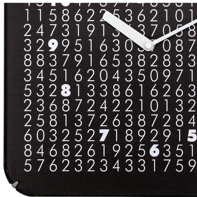 NeXtime Labyrinth Wall Clock Black 35cm 573244 4