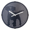 NeXtime Motion Dog Wall Clock Black 31cm 573225 1