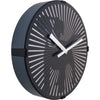 NeXtime Motion Dog Wall Clock Black 31cm 573225 2